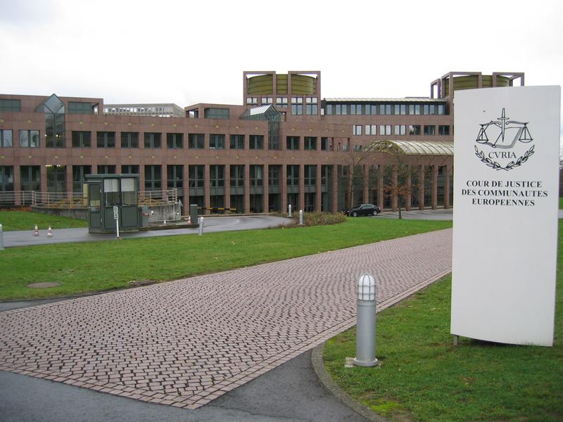 Hof van Justitie - Luxemburg