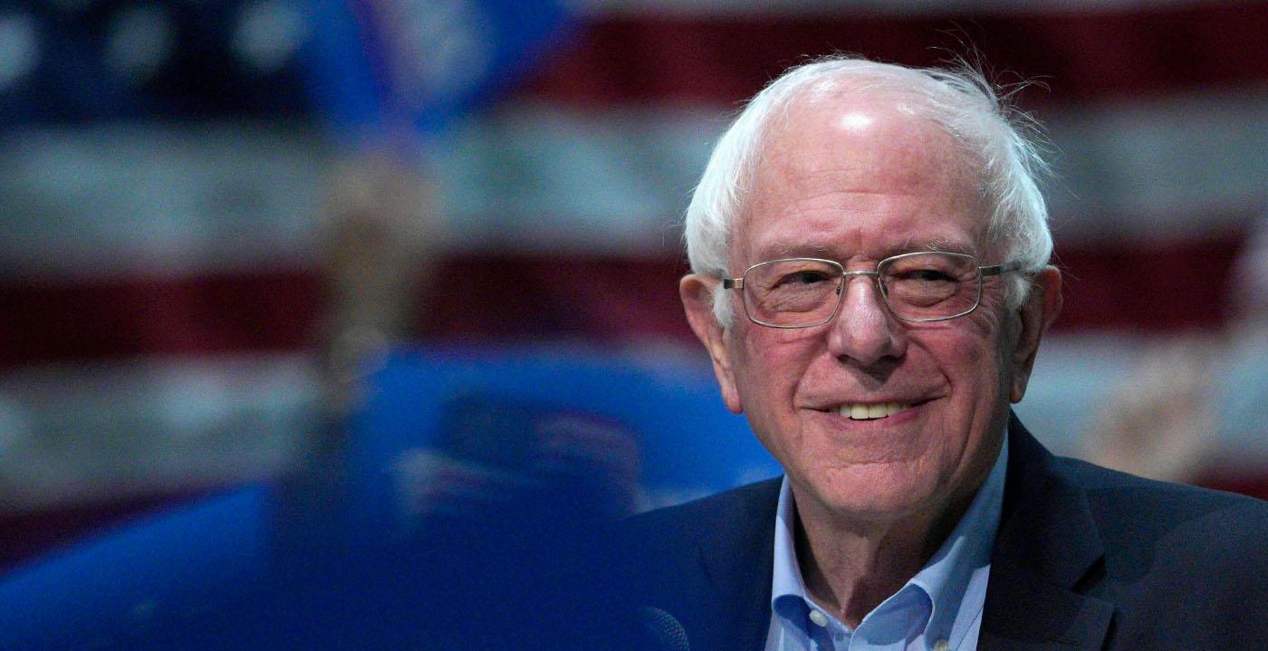 Foto van Bernie Sanders