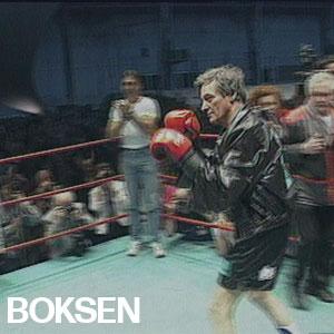 Boksen SMAK - Jan Hoet bokst het S.M.A.K. open