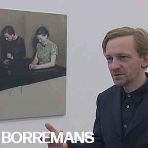 Borremans in het S.M.A.K. - Rijzende ster Michaël Borremans in het S.M.A.K.