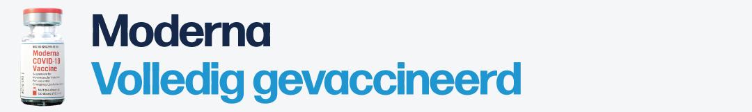 afbeelding vaccin moderna volledig