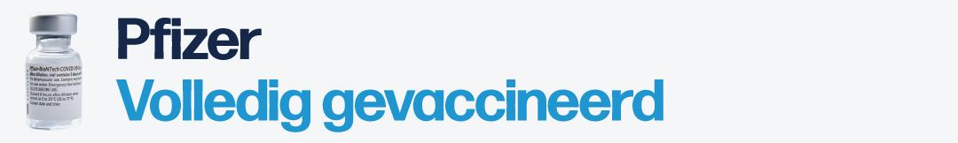 afbeelding vaccin pfizer volledig